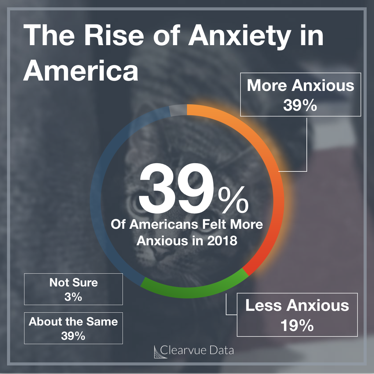 Many Americans are more anxious in 2018