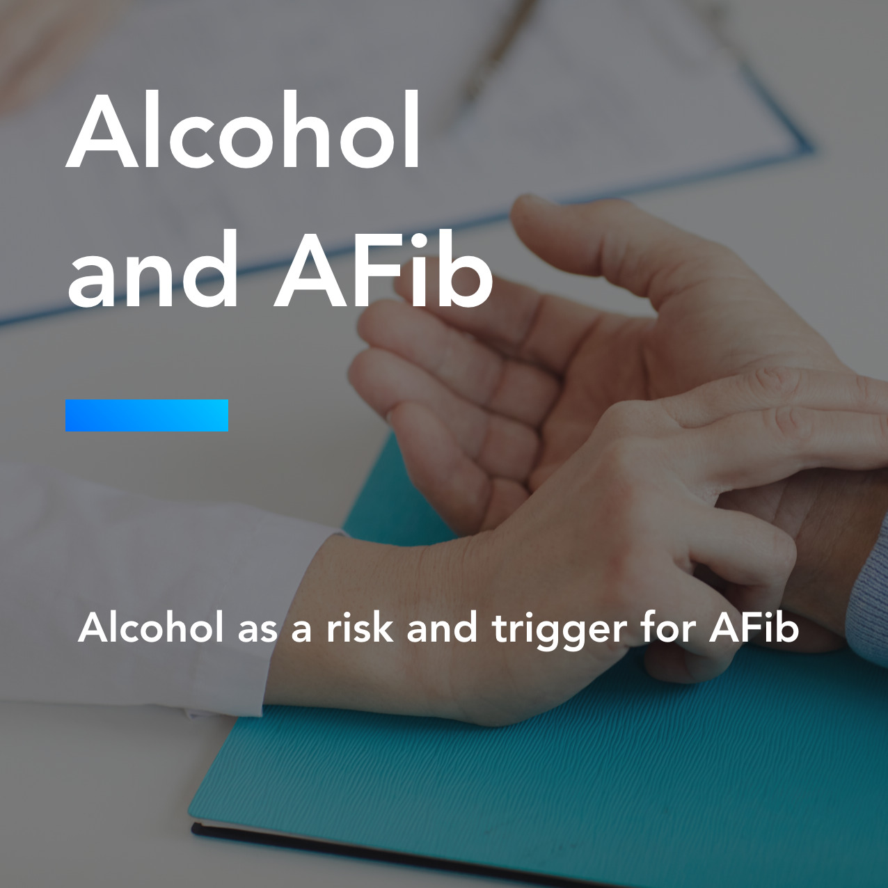 alcohol and afib title