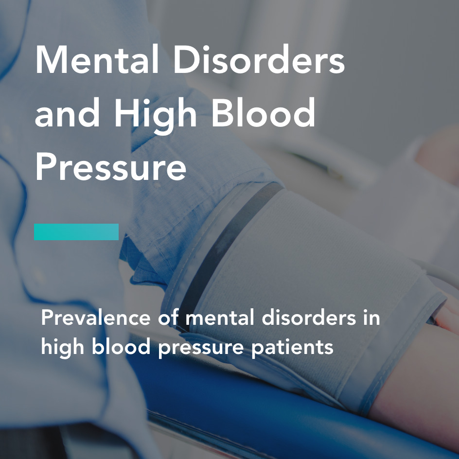 mental disorders and high blood pressure title