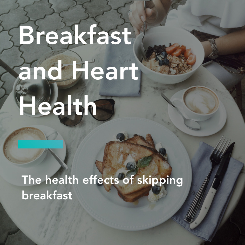 breakfast and heart health title