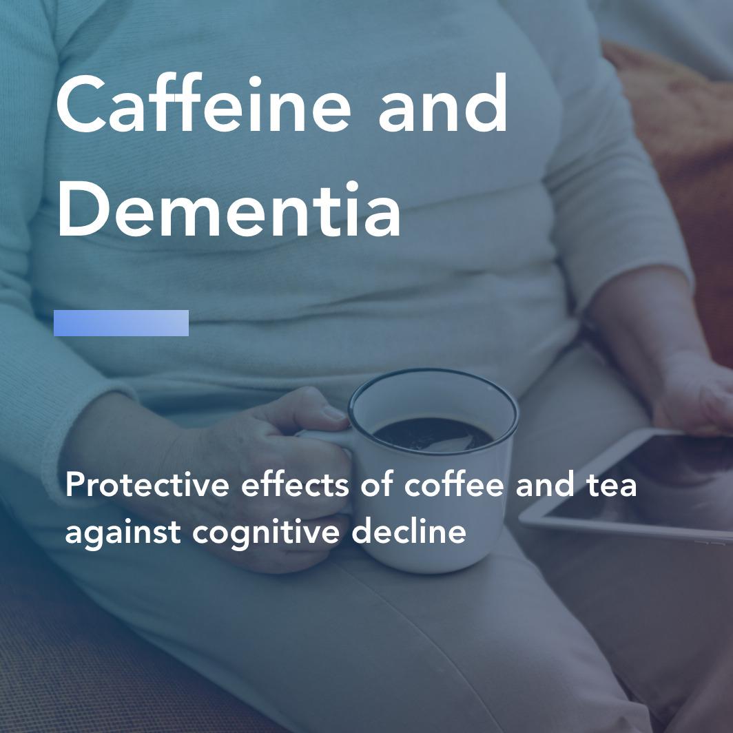 caffeine and dementia title