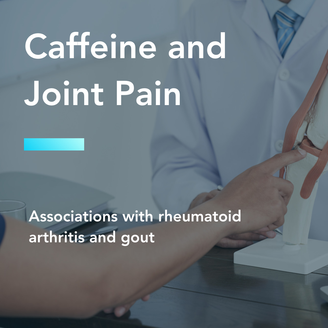 caffeine and joint pain title