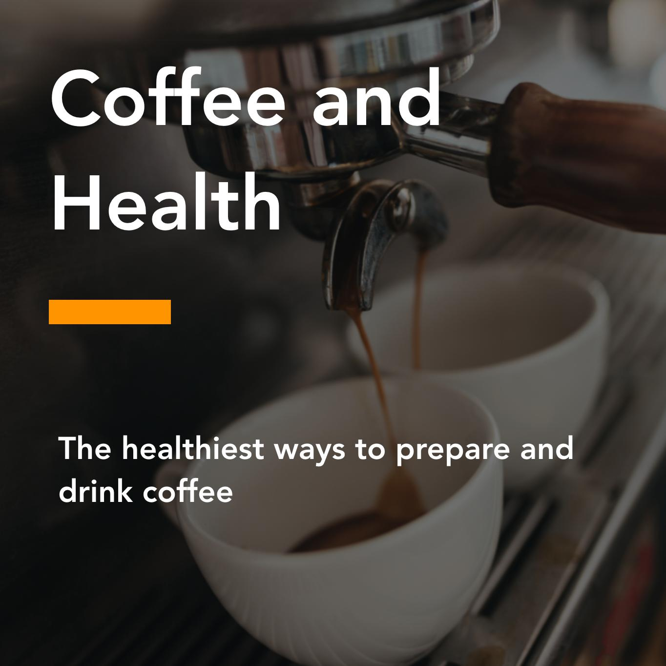 coffee and health title