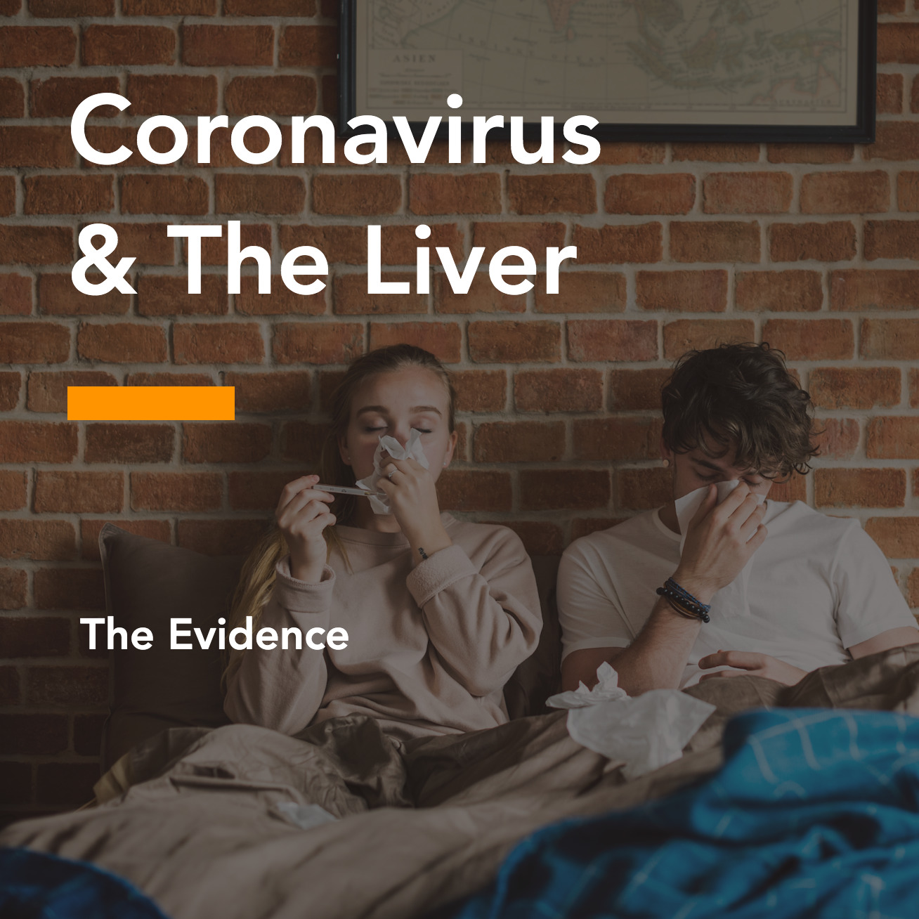 Coronavirus & The Liver: Data & Studies
