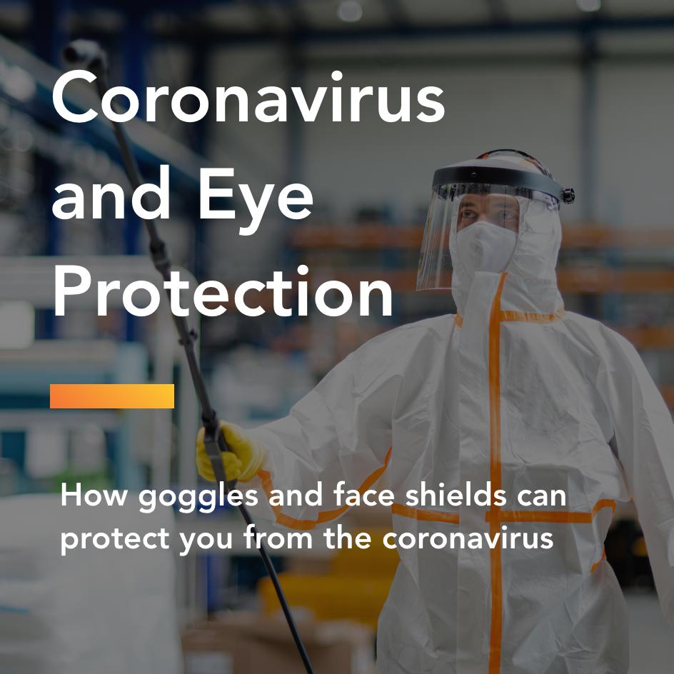 coronavirus and eye protection