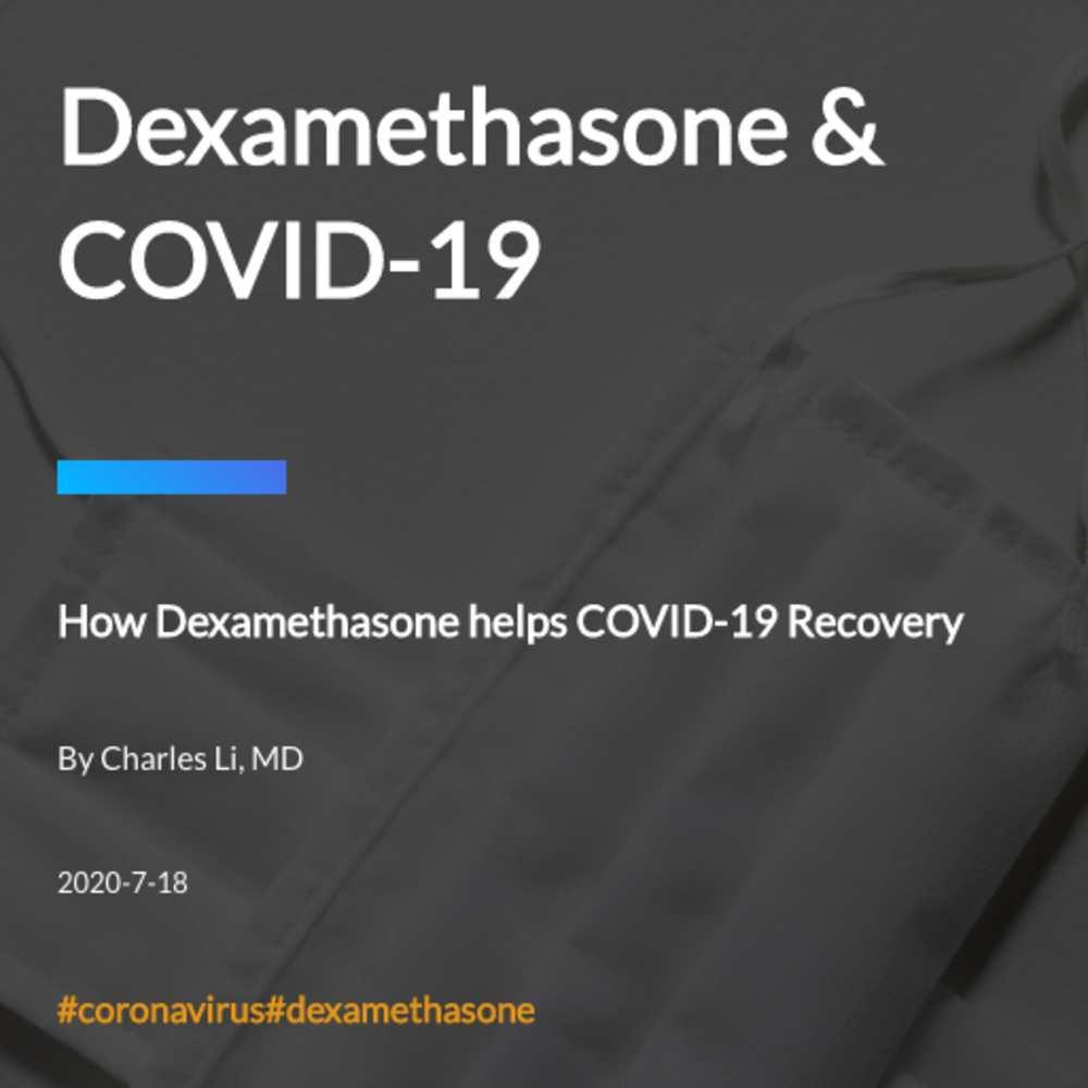Dexamethasone & COVID-19