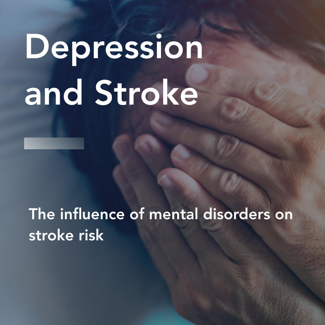 depression and stroke title