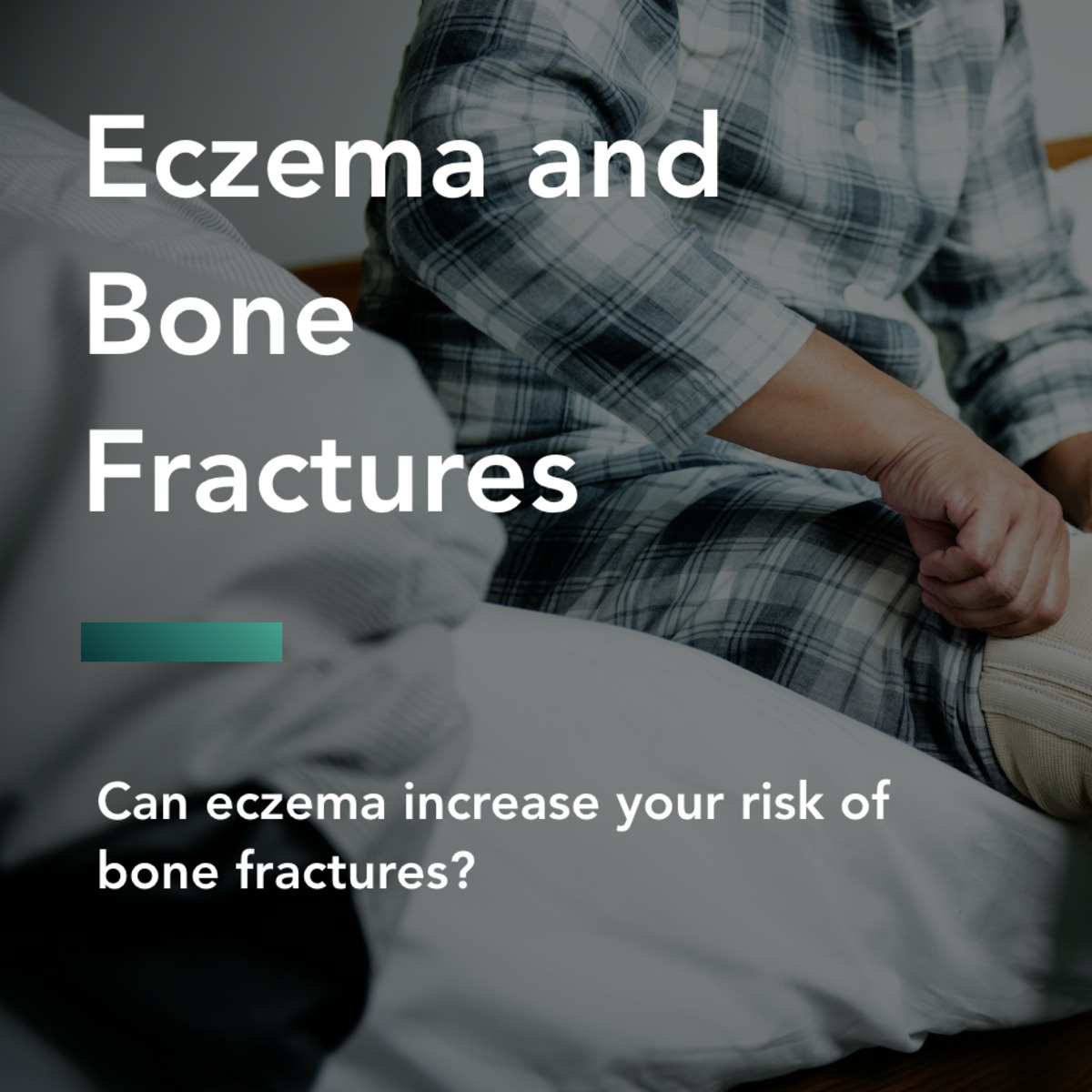 Eczema and bone fractures title