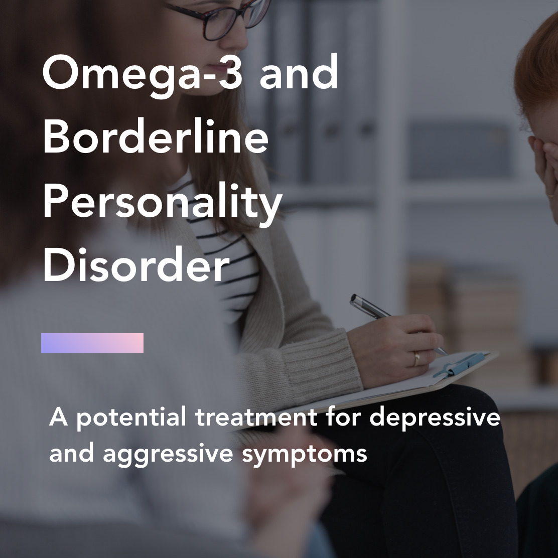 omega-3 and borderline personality disorder title