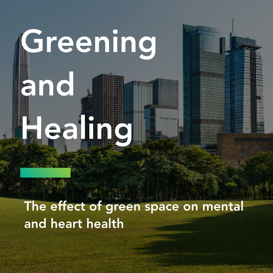 greening and healing title