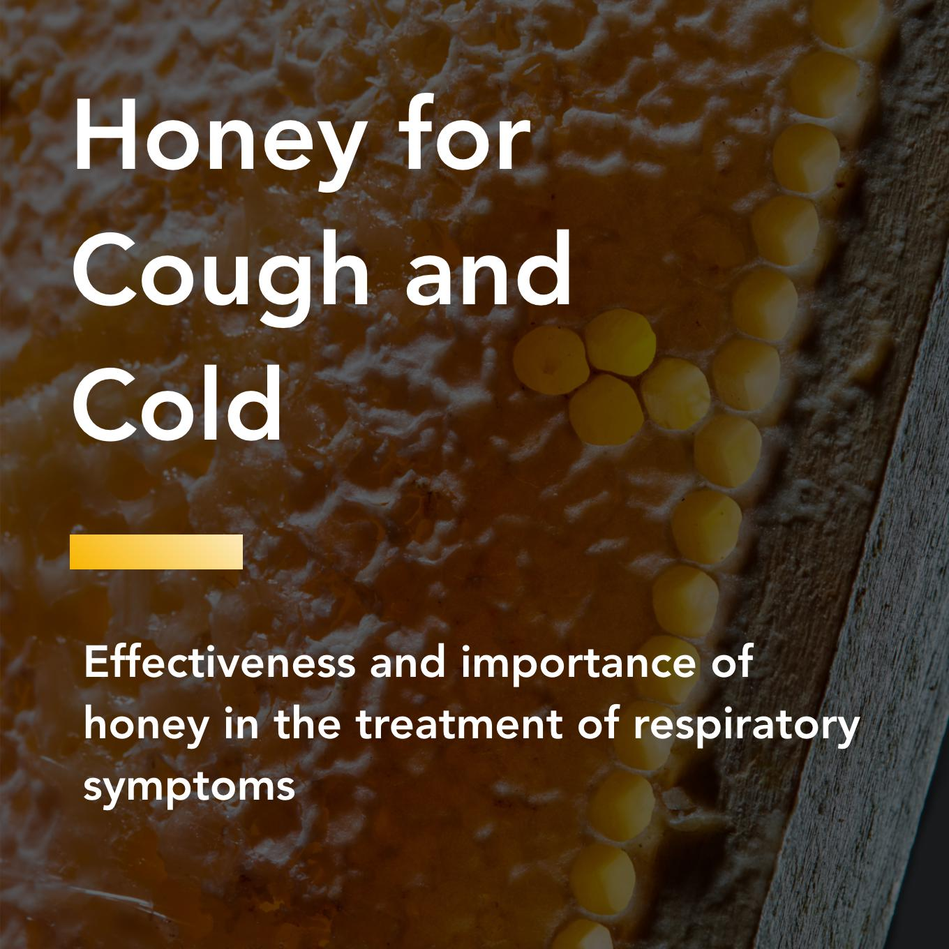 honey and cough title