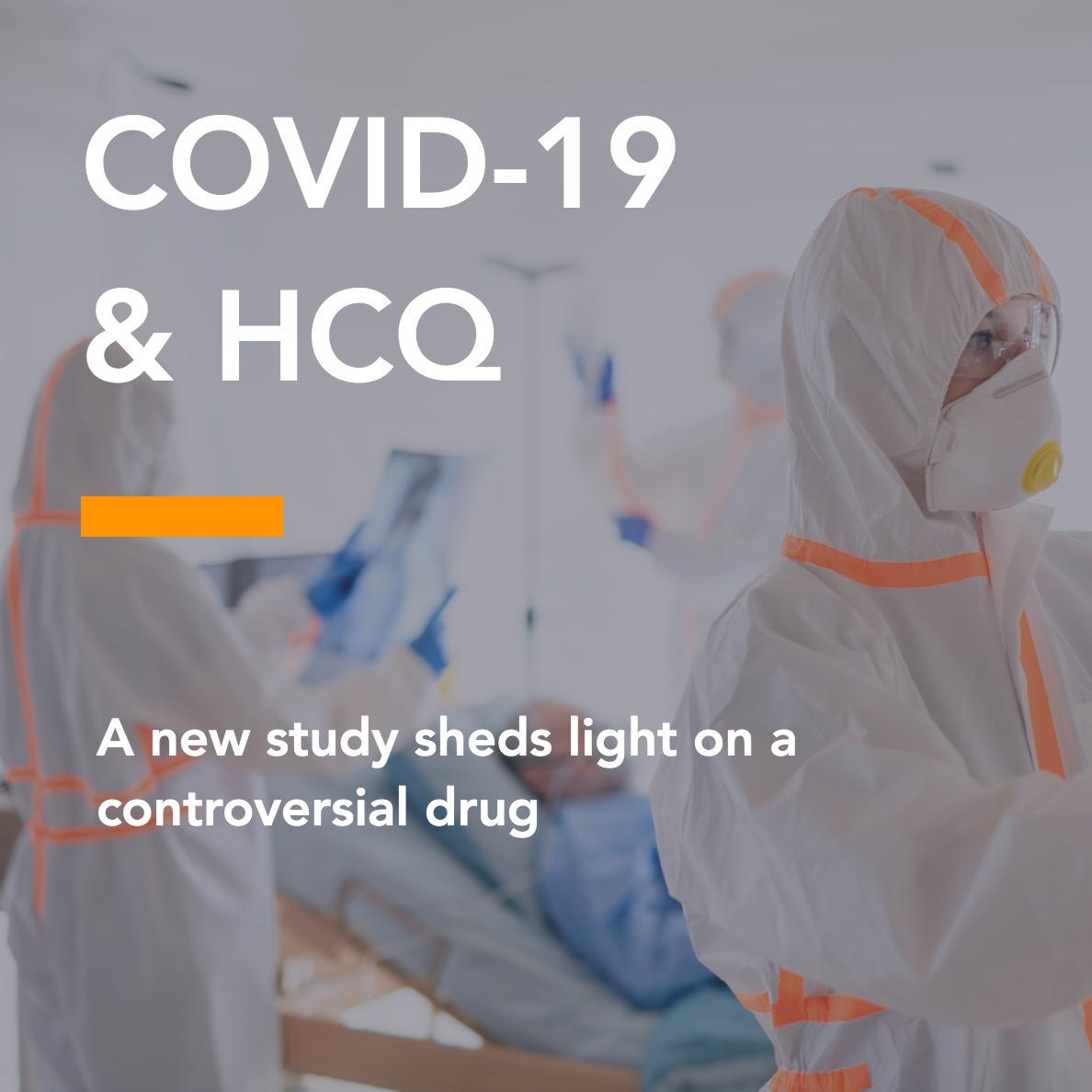 COVID-19 & Hydroxychloroquine Study