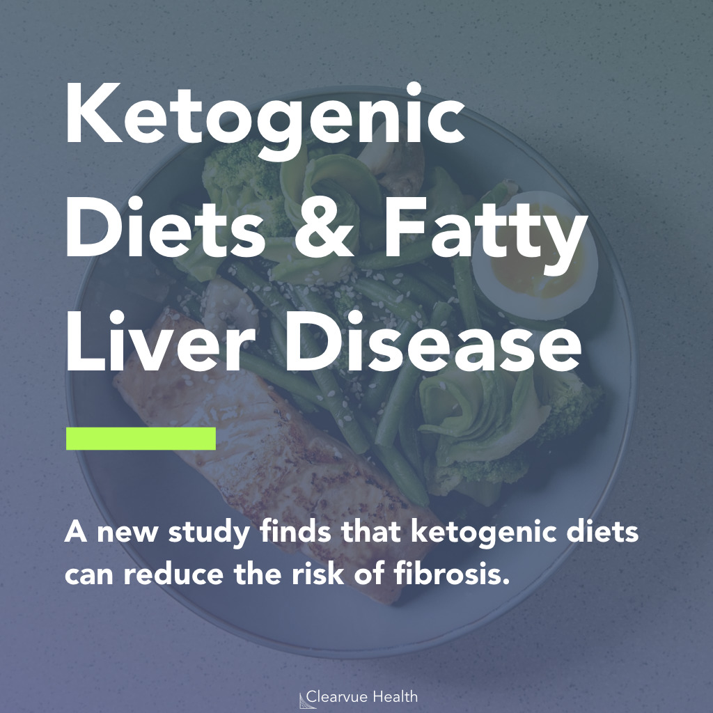 Study on Ketogenic Diets and Fatty Liver Disease