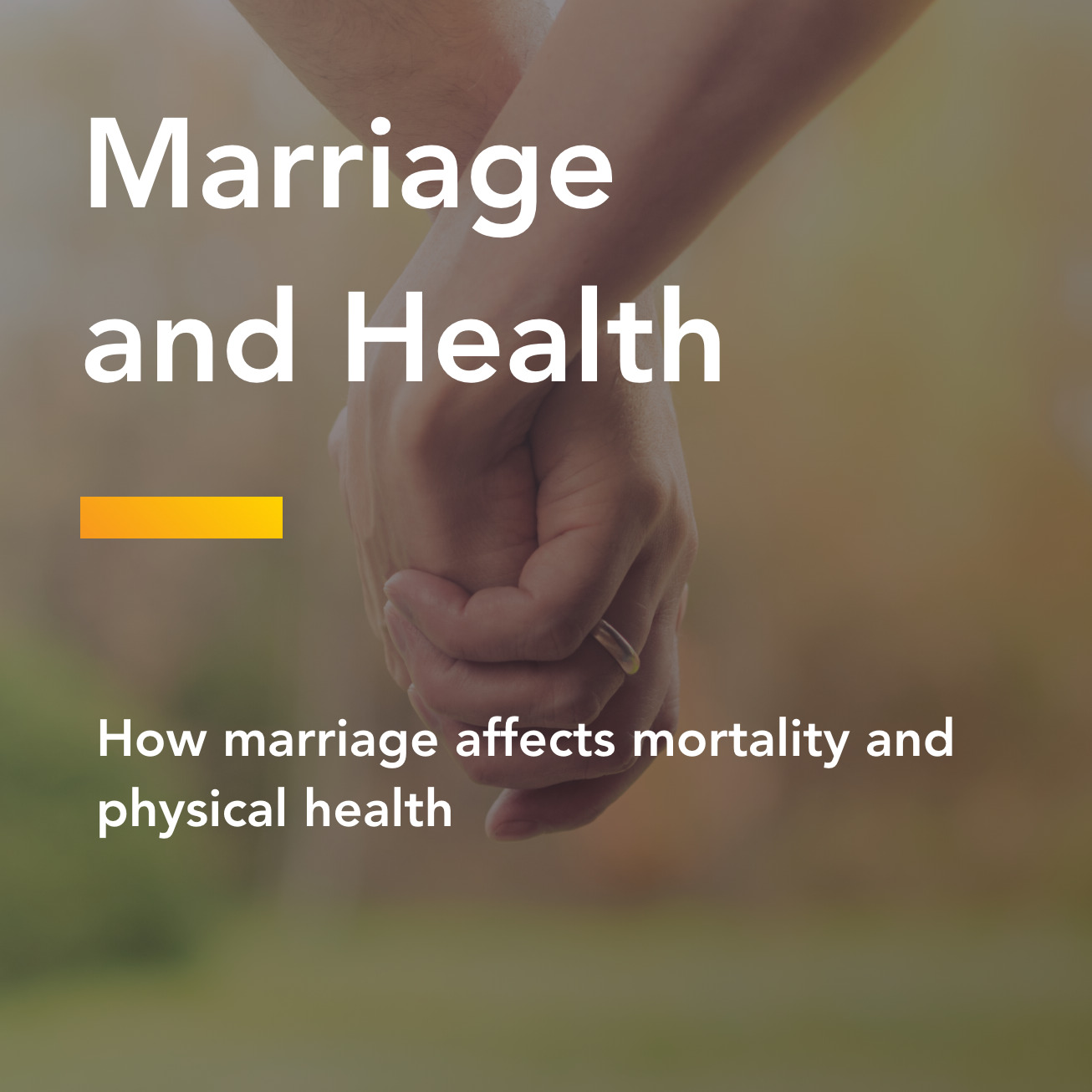 marriage and health title