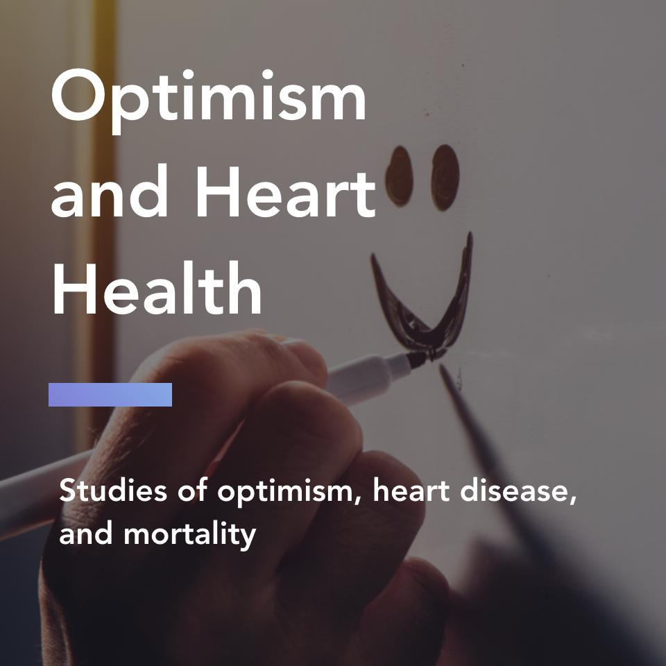 optimism and heart health title