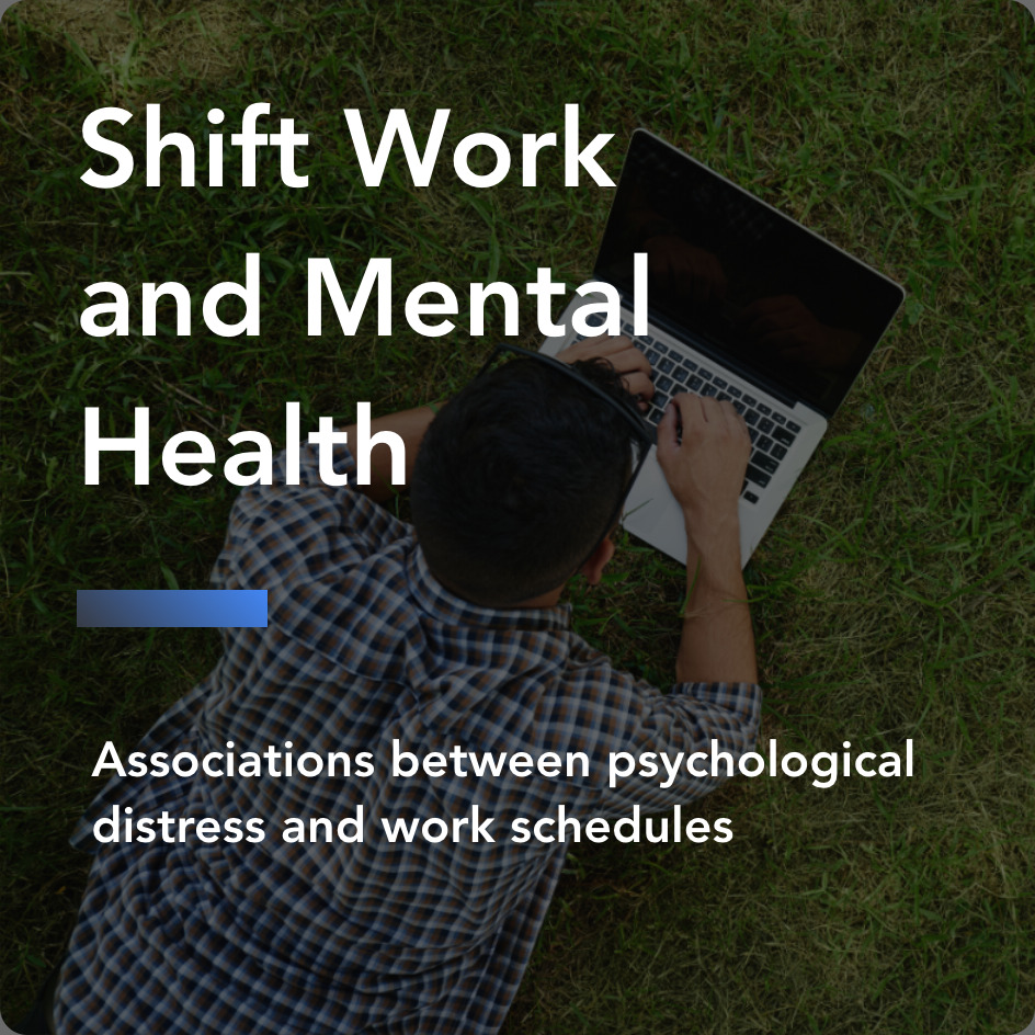 shift work and mental health title