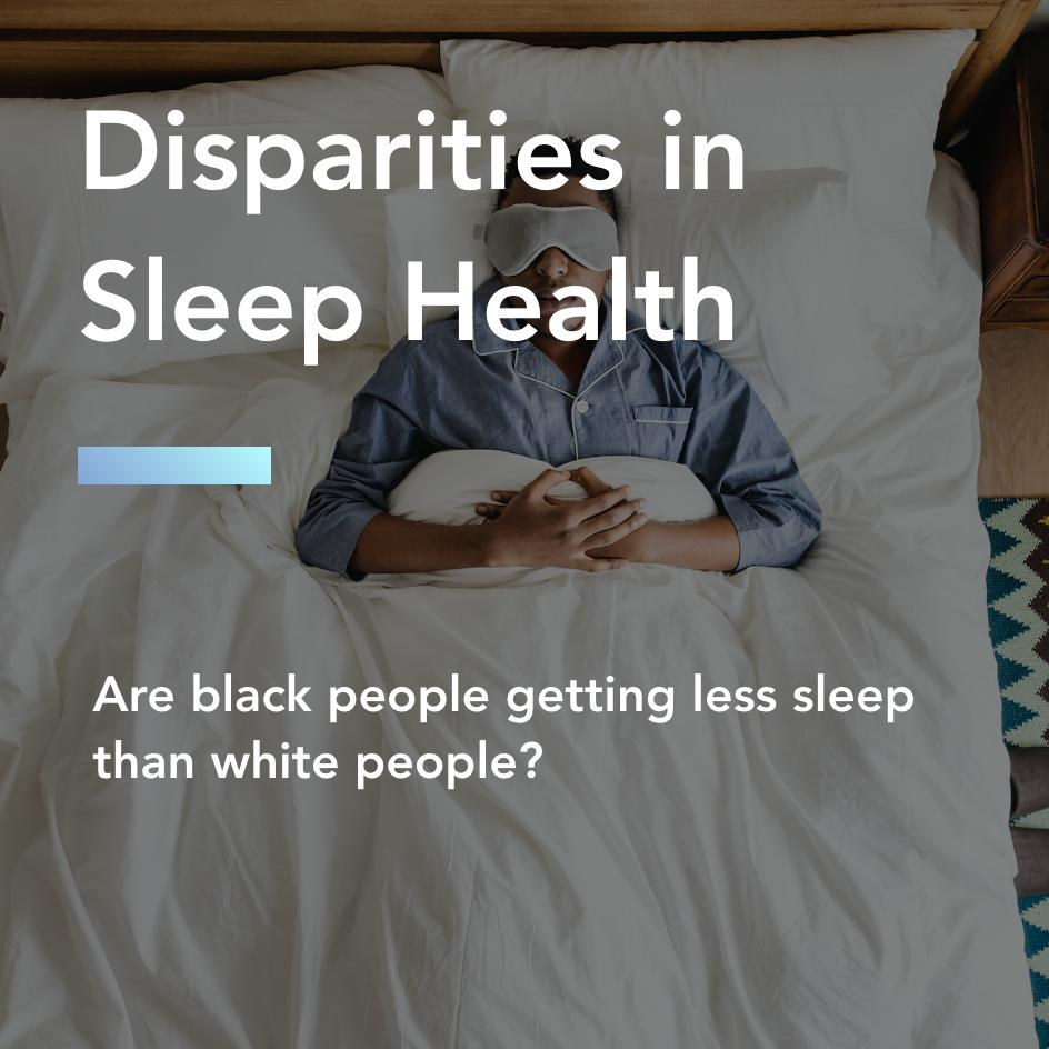 disparities in sleep health title