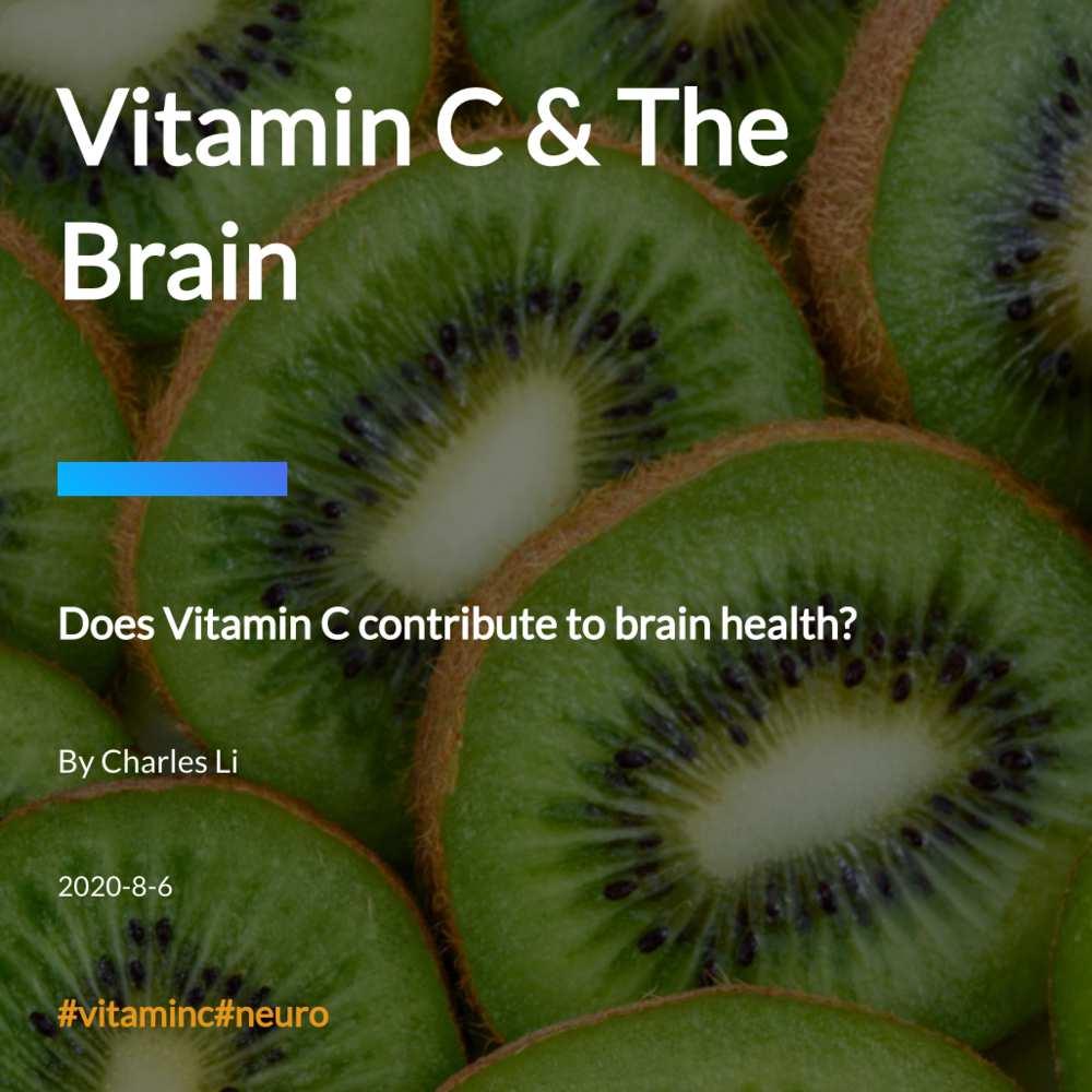 Vitamin C & The Brain