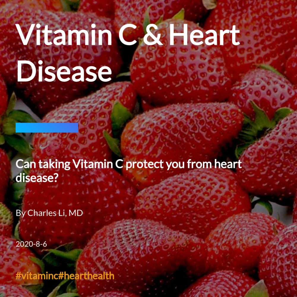 Vitamin C & Heart Disease