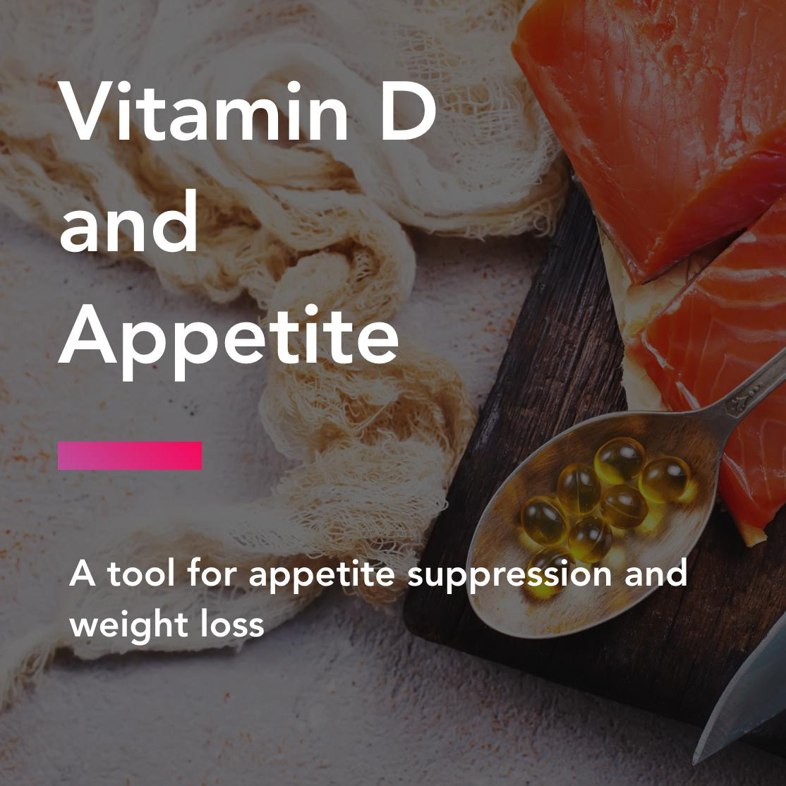 Vitamin D and Appetite title