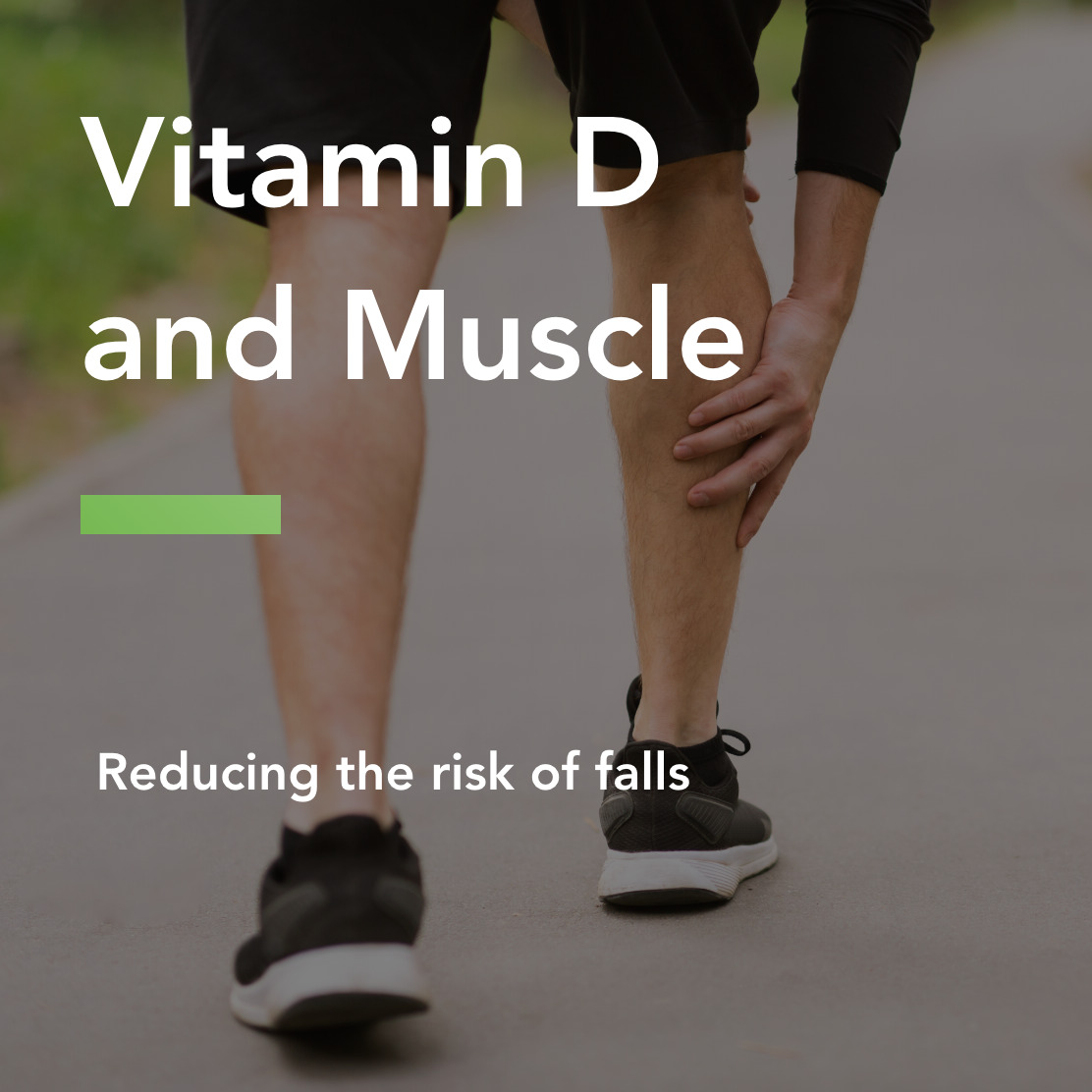 Vitamin D and muscle title