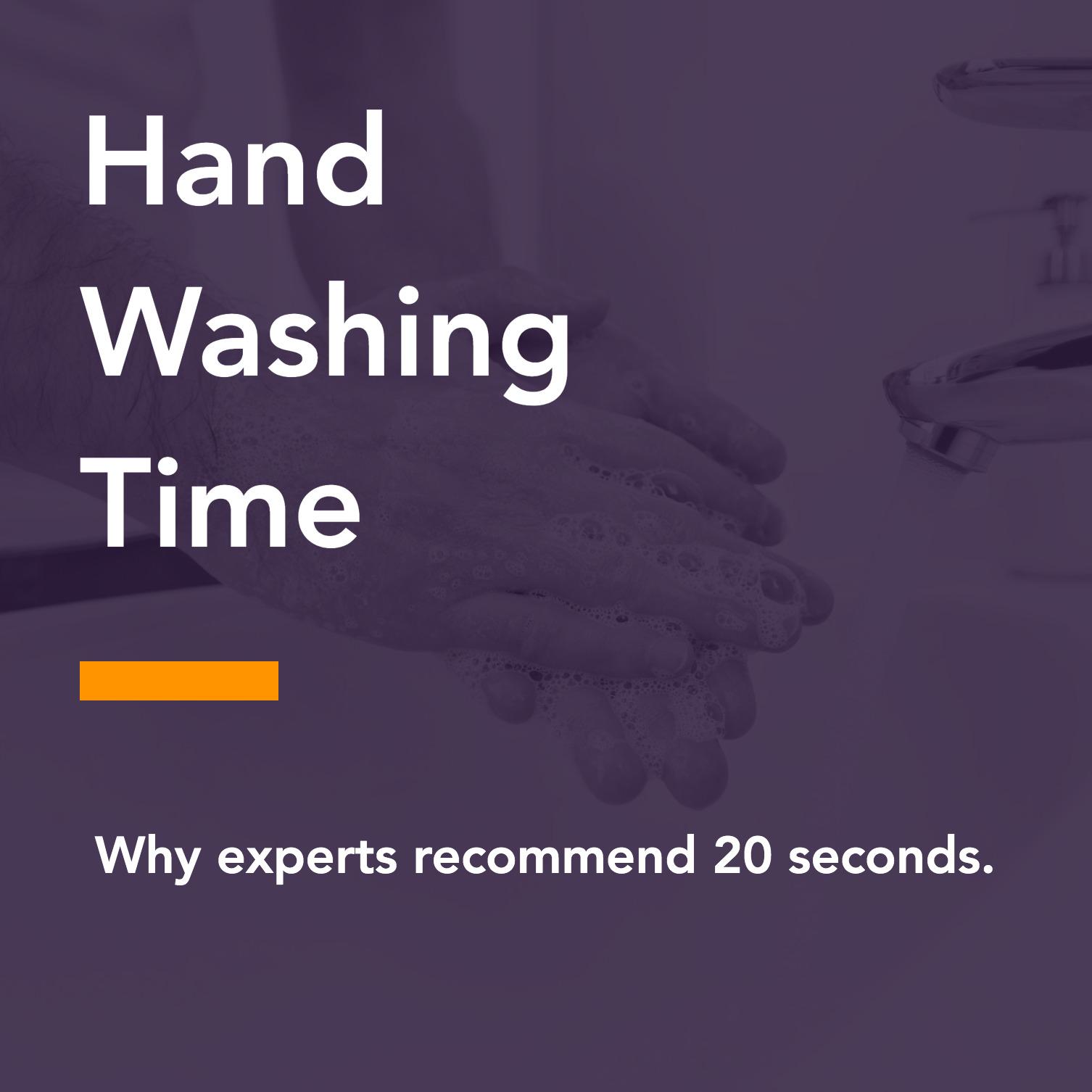 Hand Washing Time