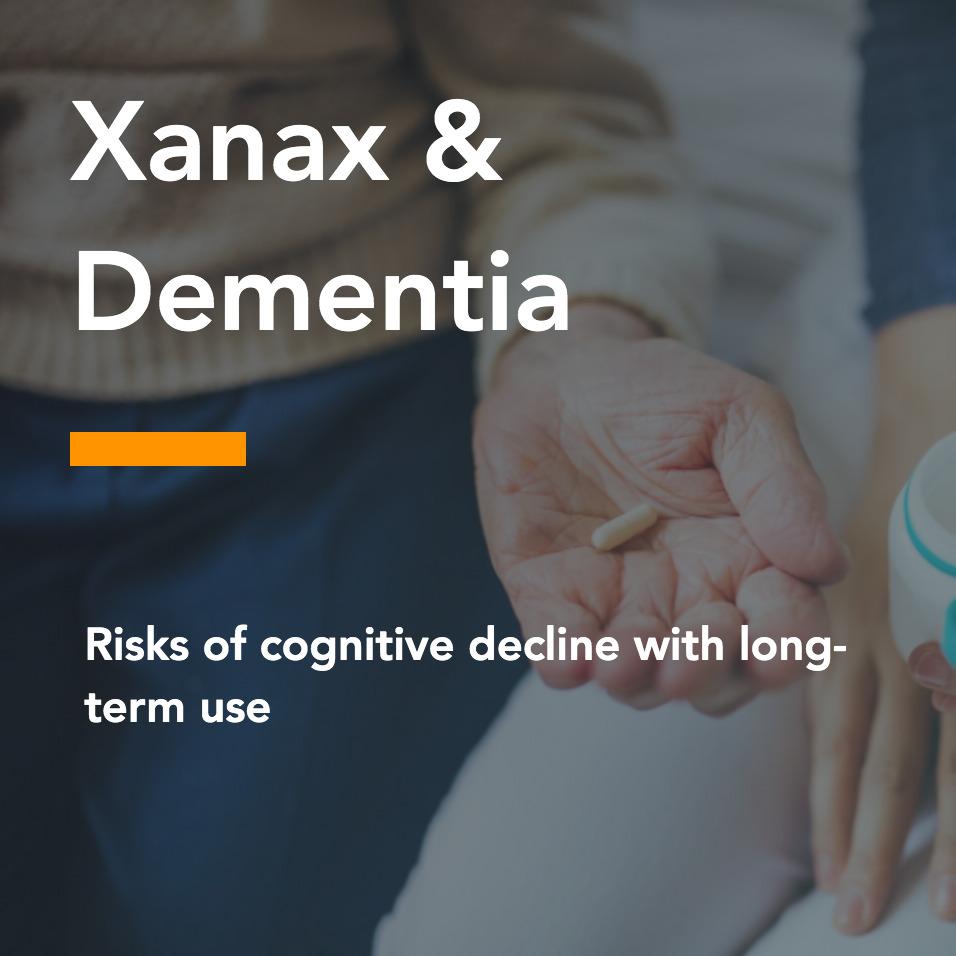 Xanax & Dementia